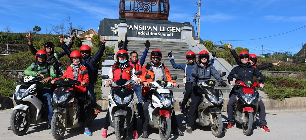 sapa motorbike tour 2 days